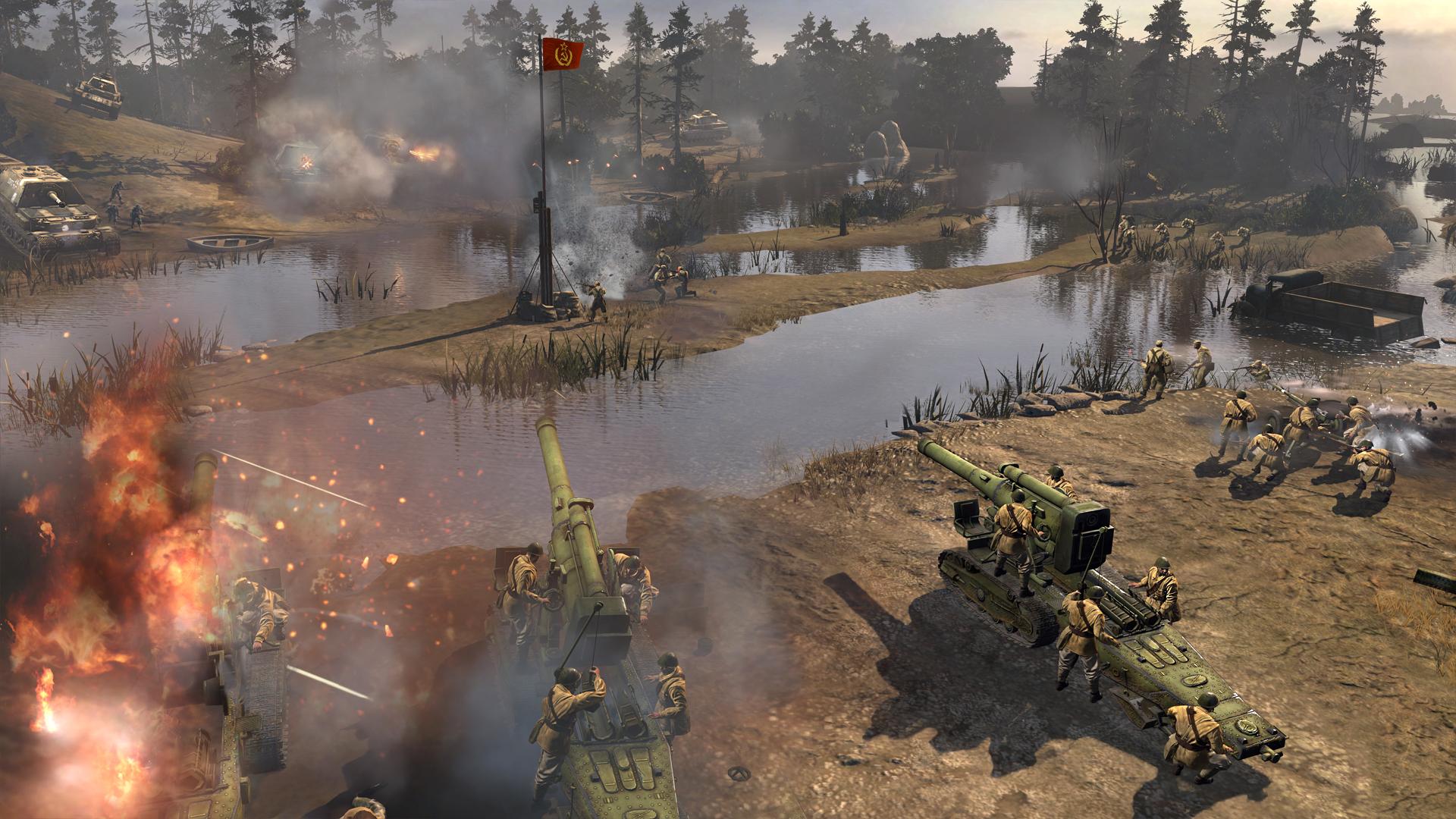 Clan – Teamspeak 3 Server: www.fruitclan.nl/games-2/company-of-heroes-2
